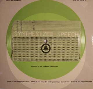 Synthesized Speech