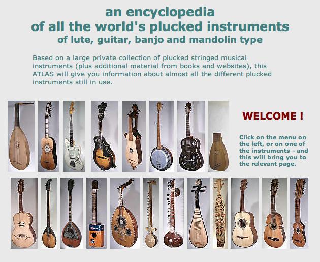 ATLAS of Plucked Instruments | Binary Heap