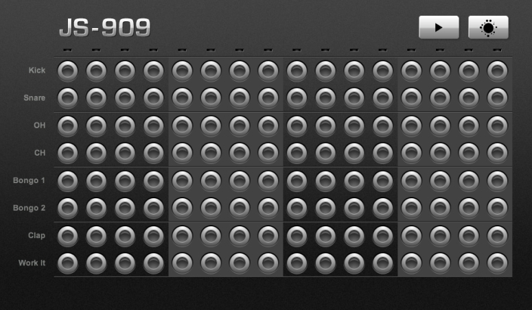 drum machine binary heap. Black Bedroom Furniture Sets. Home Design Ideas