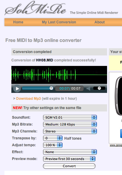 MP3 to Midi Converter - 7 Best Online Tools in -