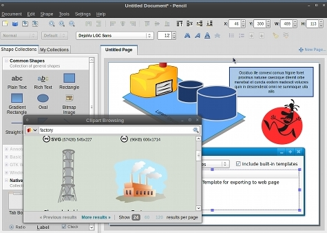 Pencil 1 1 Free Opensource Tool For Making Diagrams And