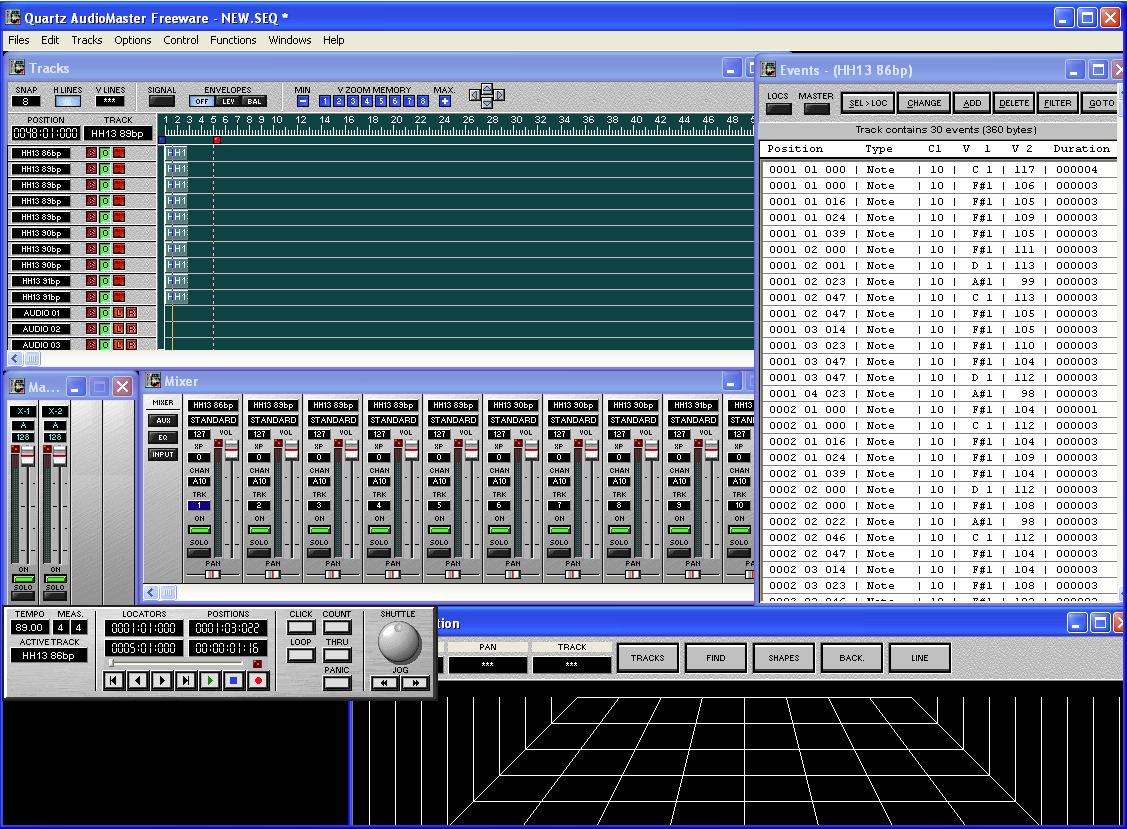 Spectrum analyzer   Binary Heap