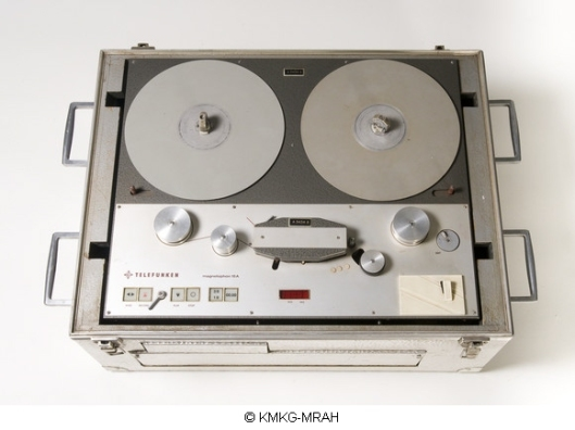 Taperecorder - Telefunken Magnetophon 15A