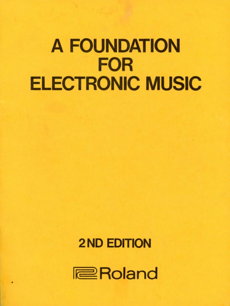 A Foundation