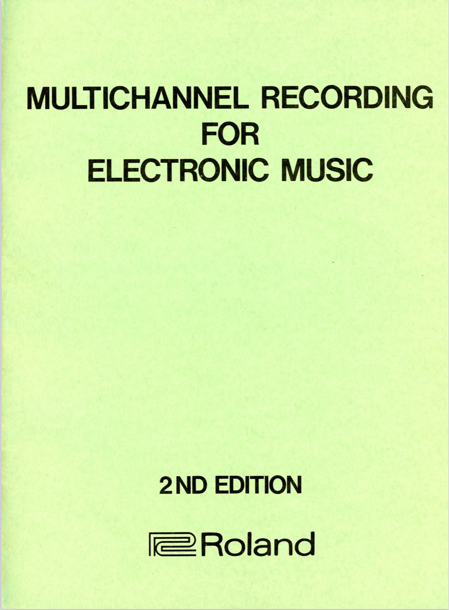 Roland Multichannel 3